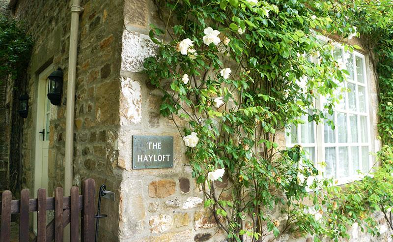 <div style='text-align:center;'>The Hayloft (Sleeps 2)</div>