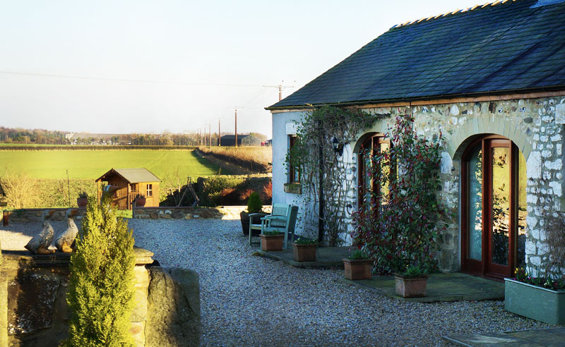 <div style='text-align:center;'>Bothy Cottage (Sleeps 2)</div>