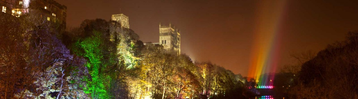 Lumiere Durham Light Festival 2017