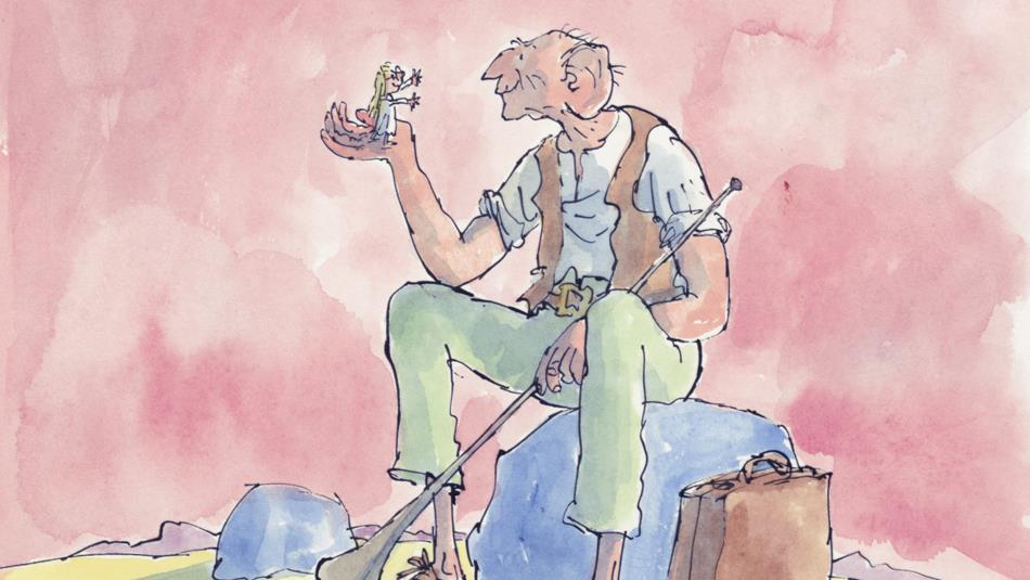 The Bowes Museum – The BFG in Pictures