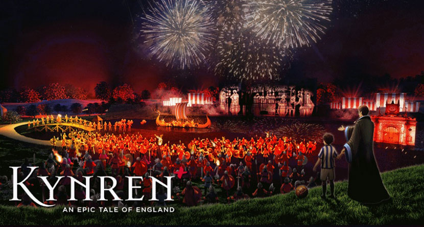 KYNREN 2019- THE UK'S MOST SPECTACULAR OPEN-AIR LIVE SHOW